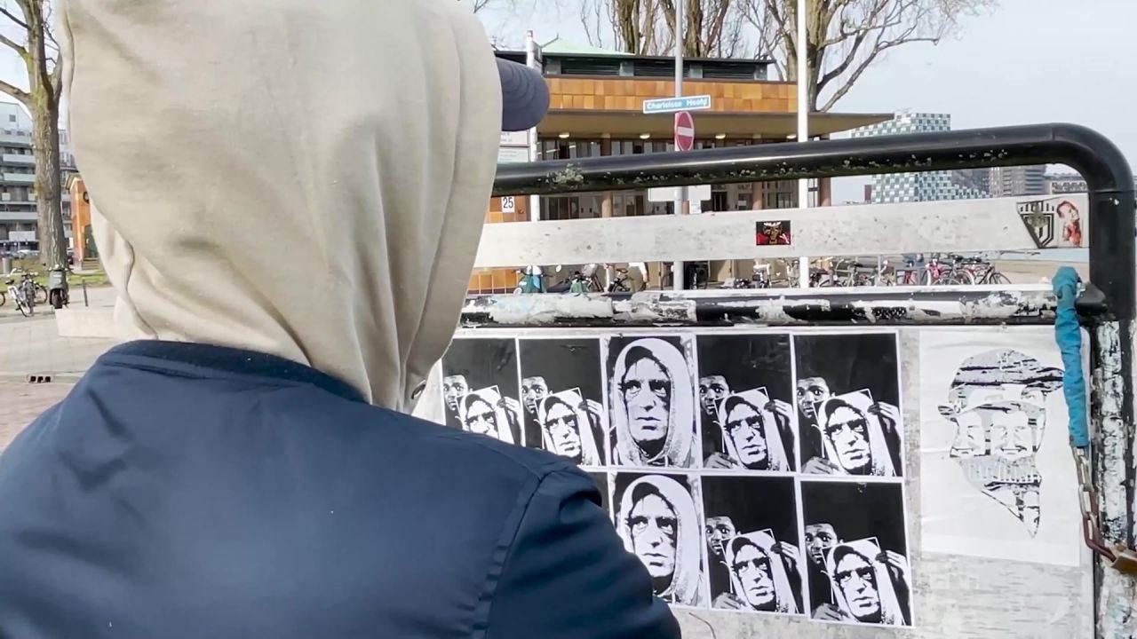 """Kunstenaar Jimmy Granti over bokser Cor Eversteijn: """"Hij mag niet vergeten worden"""""""