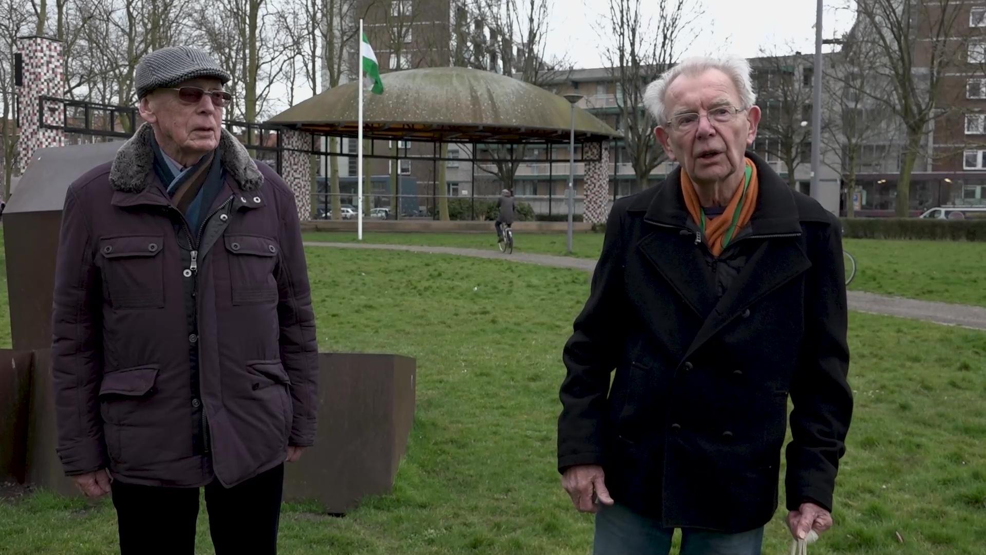 Bob en Piet vluchtten voor hun leven tijdens het 'vergeten bombardement'