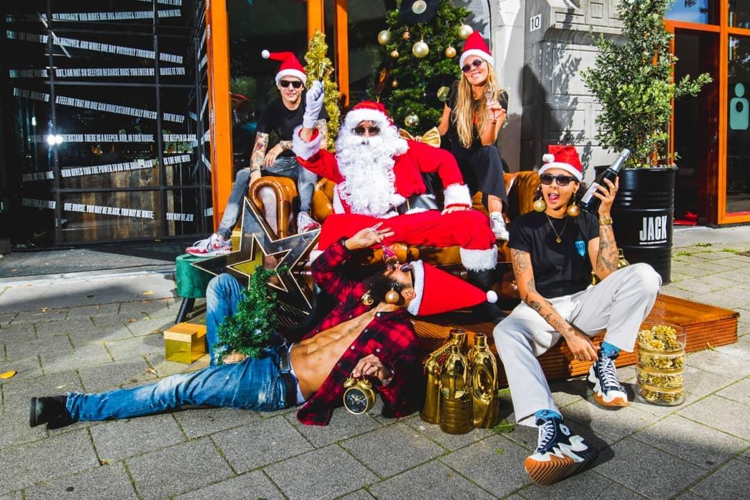 Kerst bij Jack Rotterdam